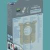 Lugt- og allergivenlig støvsugerpose (Anti Odour) til ELECTROLUX - 4 stk + 1 filter