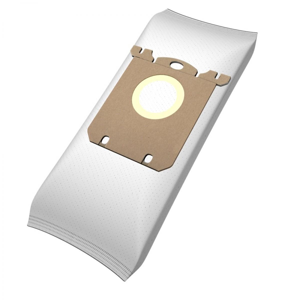 Støvsugerposer til AEG S-Bag - Ultra Silencer, Ultra one, Airmax, JetMaxx, Viva mfl. - 4 stk + 1 filter