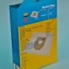 Støvsugerposer til PHILIPS Oslo, Vision Excel HR, Classique TCX 400/999, TC mfl. - 4 stk + 1 filter