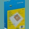 Støvsugerposer til BOREAL, QUELLE og ROWENTA - 4 stk + 1 filter
