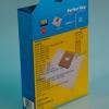 Bosch støvsugerposer type K - Big Bag, Arriva, Smily 1999 med flere - 4 stk + 1 filter