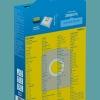 ZELMER XS01Z011 - 4 stk + 2 filtre