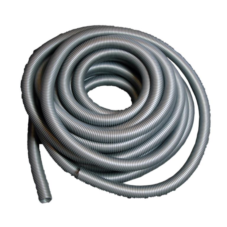Støvsugerslange til centralstøvsugere (21 meter)