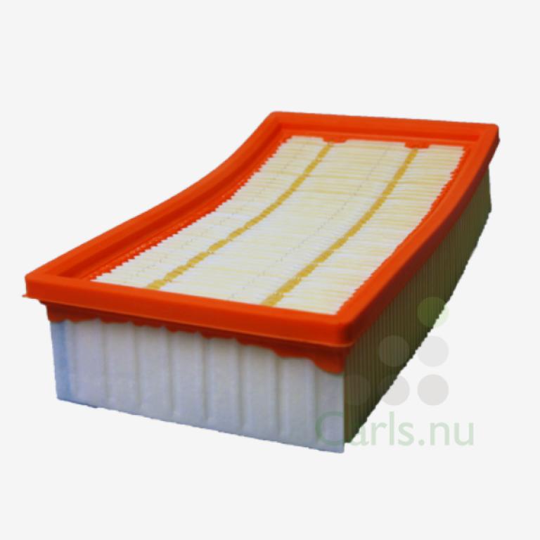 Filter til Kärcher støvsugere til tør støvsugning – Filterklasse M